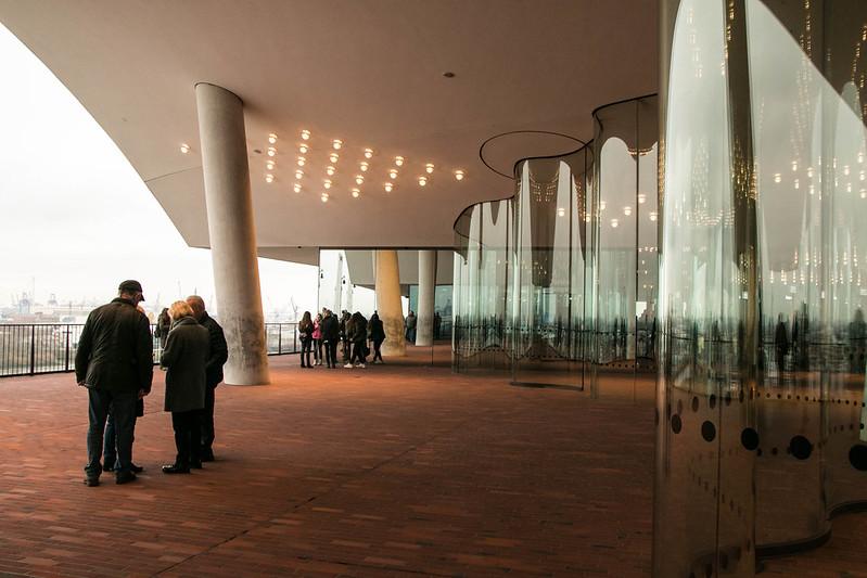 Mein Tag in der Elphilharmonie