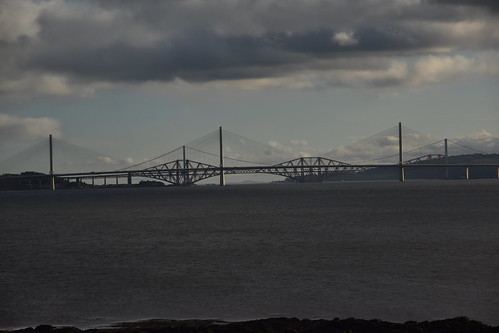 The Three Queensferry Bridges