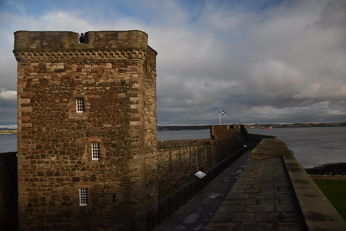 Historic Scotland: Blackness Castle