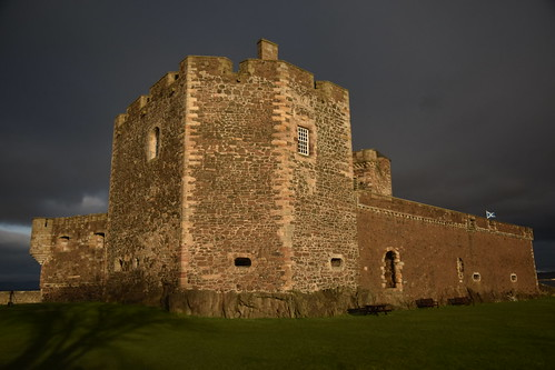 Castles of Scotland: Blackness