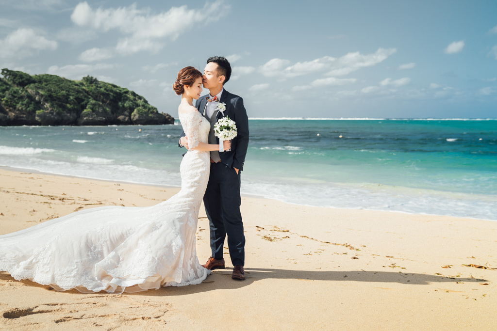 [ 海外婚禮 ]Ryan & Yvonne 婚禮紀錄@沖繩Wedding Hotel Monterey