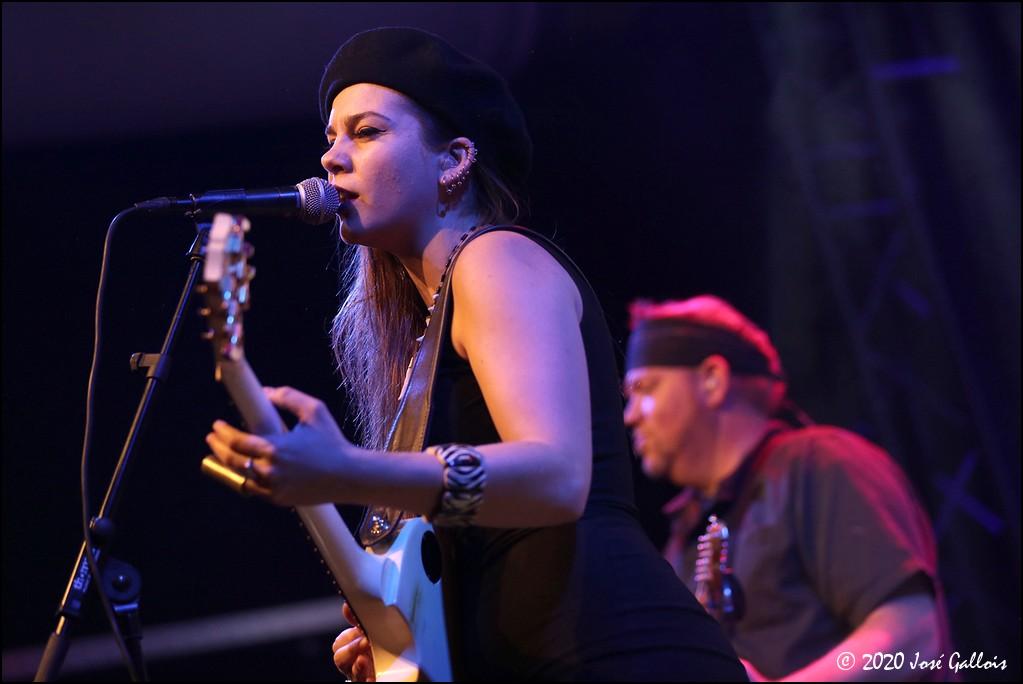 Ghalia Volt & Band