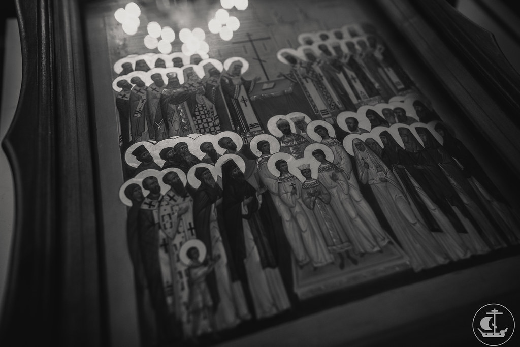 8-9 Февраля 2020, День памяти собора новомучеников и исповедников Церкви Русской / 8-9 February 2020, The day of remembrance of the Holy New Martyrs and Confessors of Russian Church