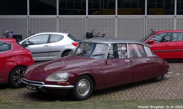 Citroën DS 20 1973