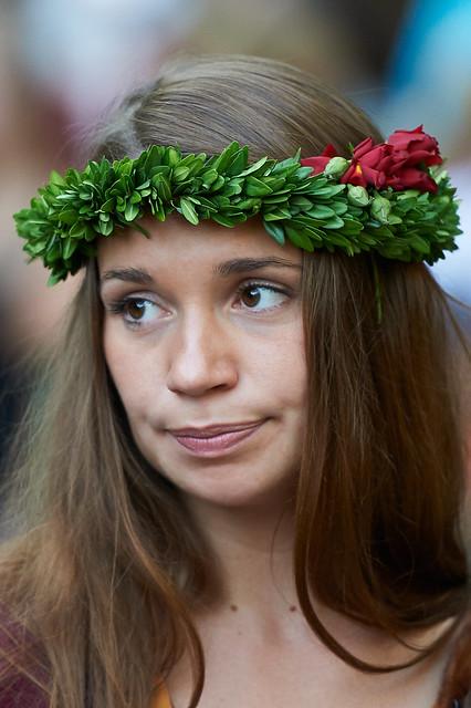 Landshuter Hochzeit 2017 - Mädchen 1