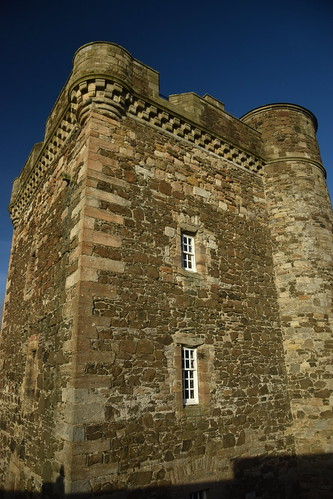 Central Tower of Blackness Castle
