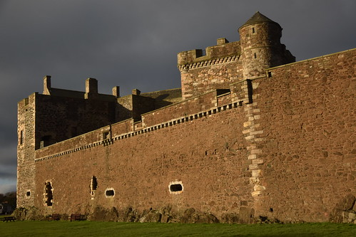 Castles of Britain: Blackness