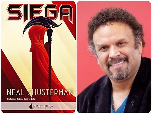 """""""SIEGA"""" de Neil Shusterman"""