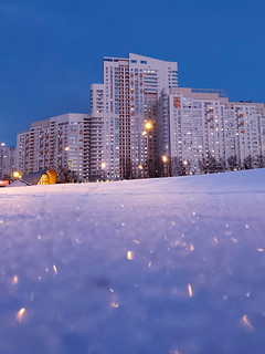 Apartment complex near the Troparyovo station | by Yuri Litvinenko