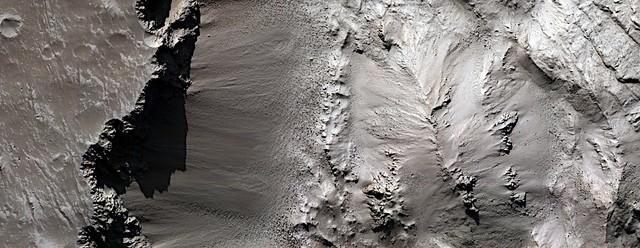 Mars - near Kasei Valles