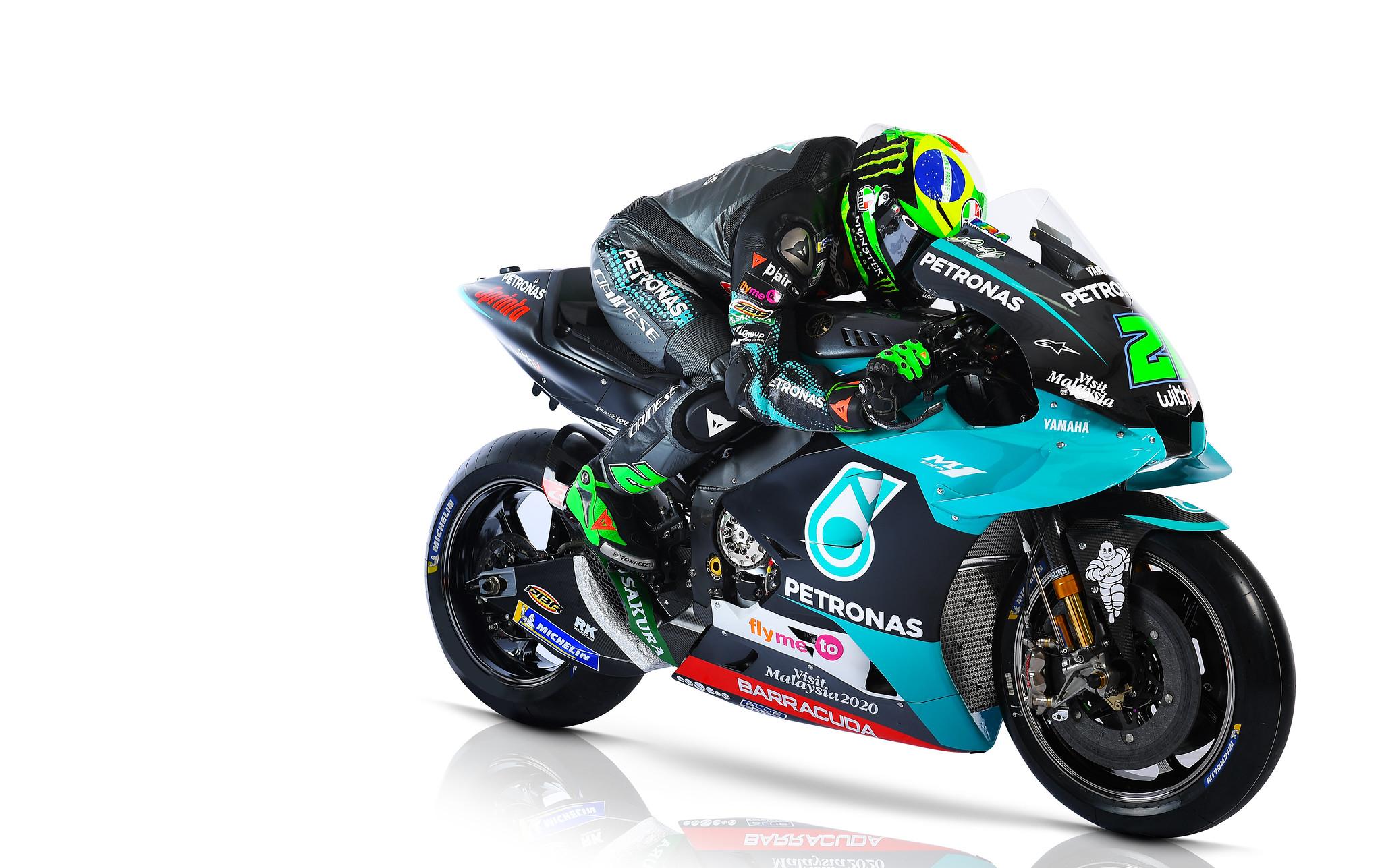 2020 Petronas Yamaha SRT