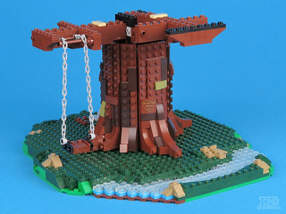 LEGO Ideas 21318 Tree House Review-9 | by DoubleBrick.ru