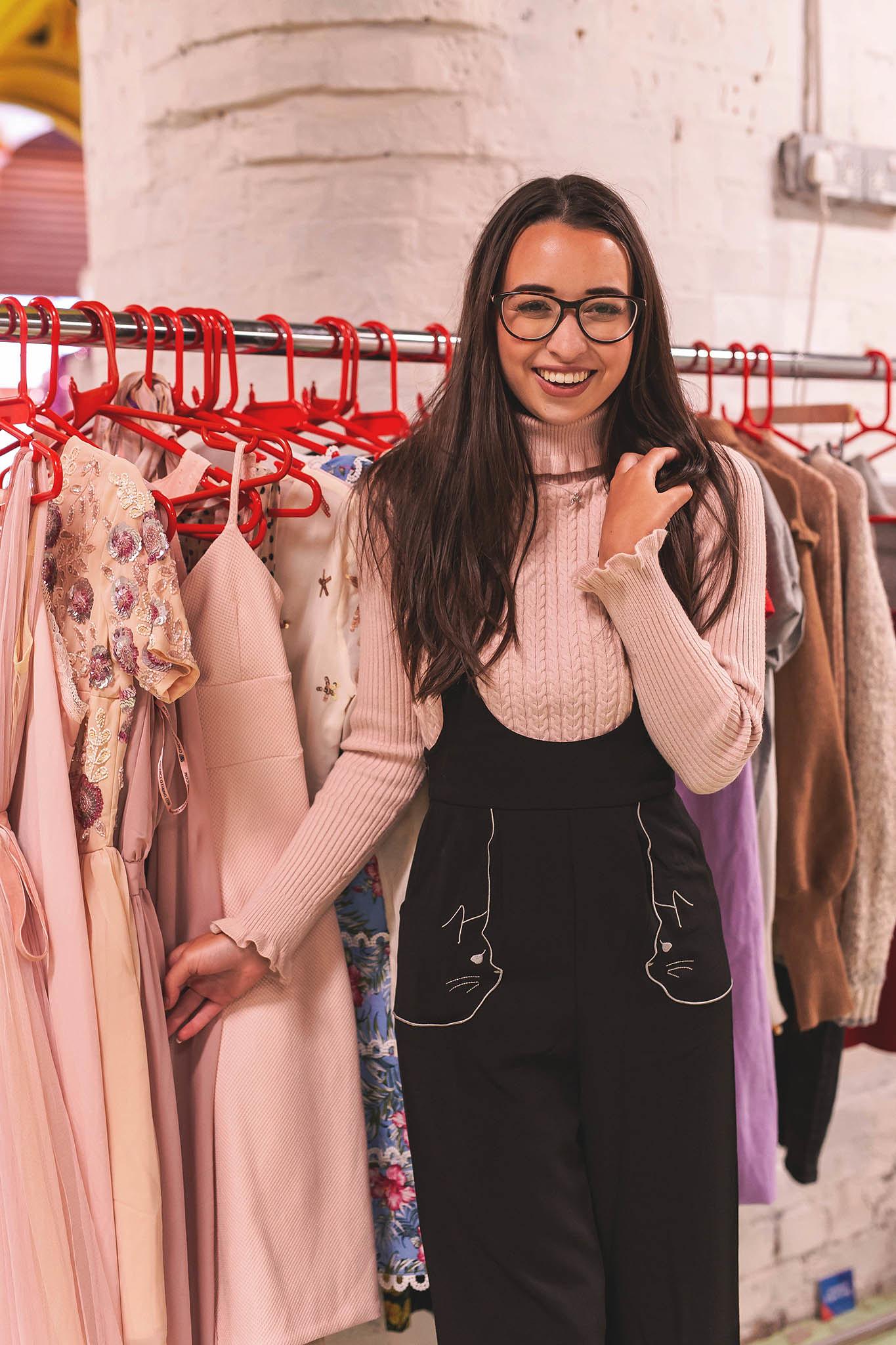 Hello Miss Jordan, The Bloggers' Market