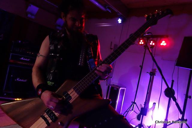 Naughty Dogs live @ Metal vs. Atlernative - Insanus 200208