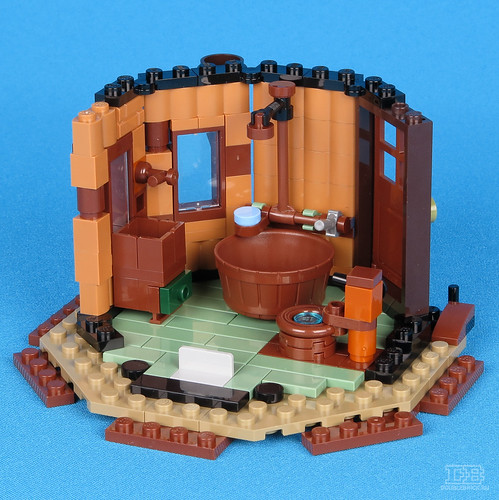LEGO Ideas 21318 Tree House Review-16 | by DoubleBrick.ru