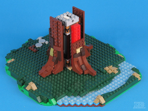 LEGO Ideas 21318 Tree House Review-45 | by DoubleBrick.ru
