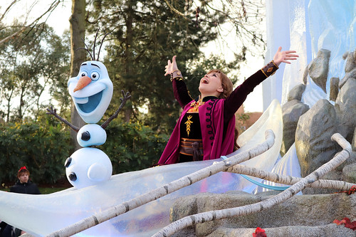 Frozen 2: an Enchanted Voyage
