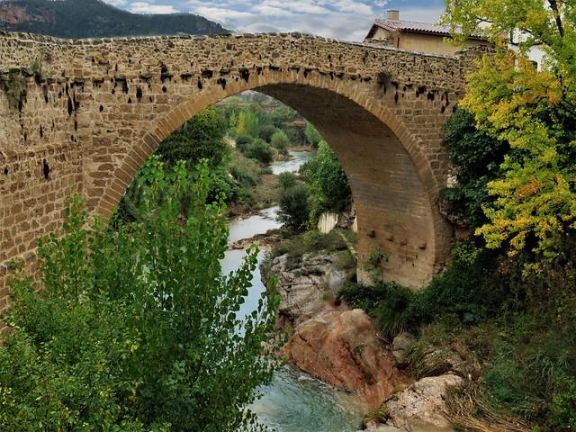 Beceite, Matarrañas, Teruel.