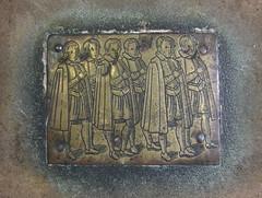 six sons of Leonard and Elizabeth Farrington, 1611