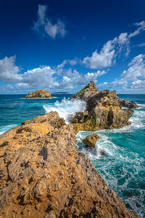 Guadeloupe - Pointe des Chateaux | by François Leroy