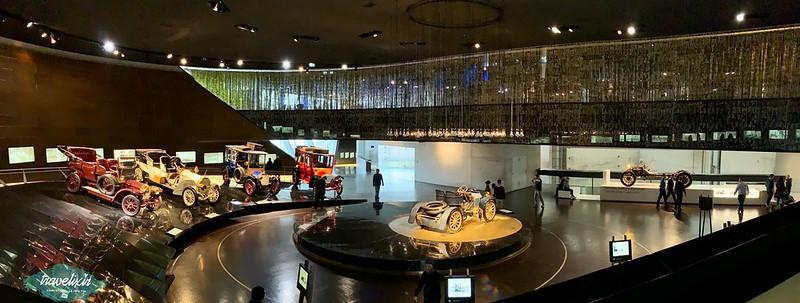 斯圖加特賓士博物館
