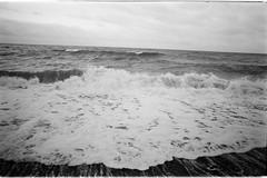 Sea, Blast Beach