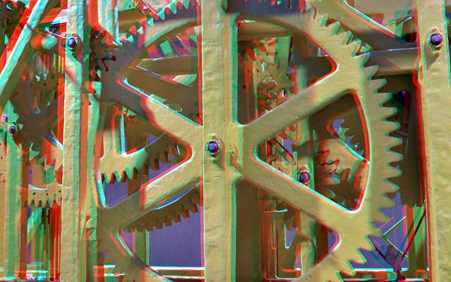 Clock  Pendulum by Atelier van Lieshout Rotterdam 3D