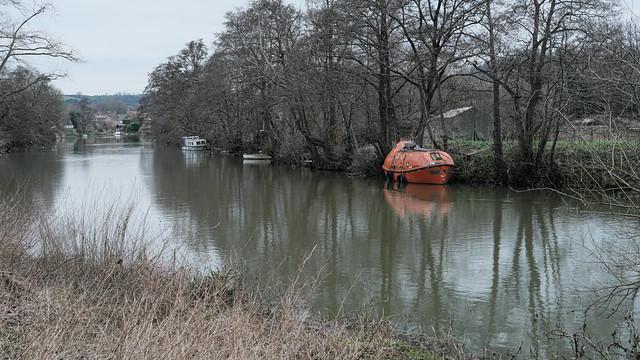 River Avon at Swineford