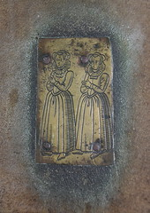 two daughters of Leonard and Elizabeth Farrington, 1611