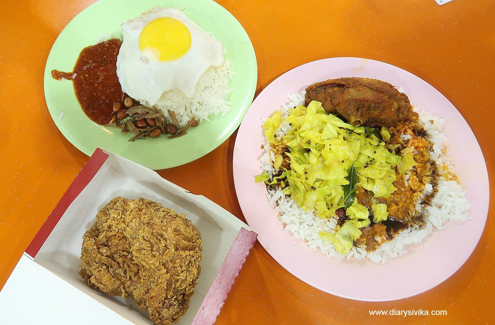 nasi kandar malaysia