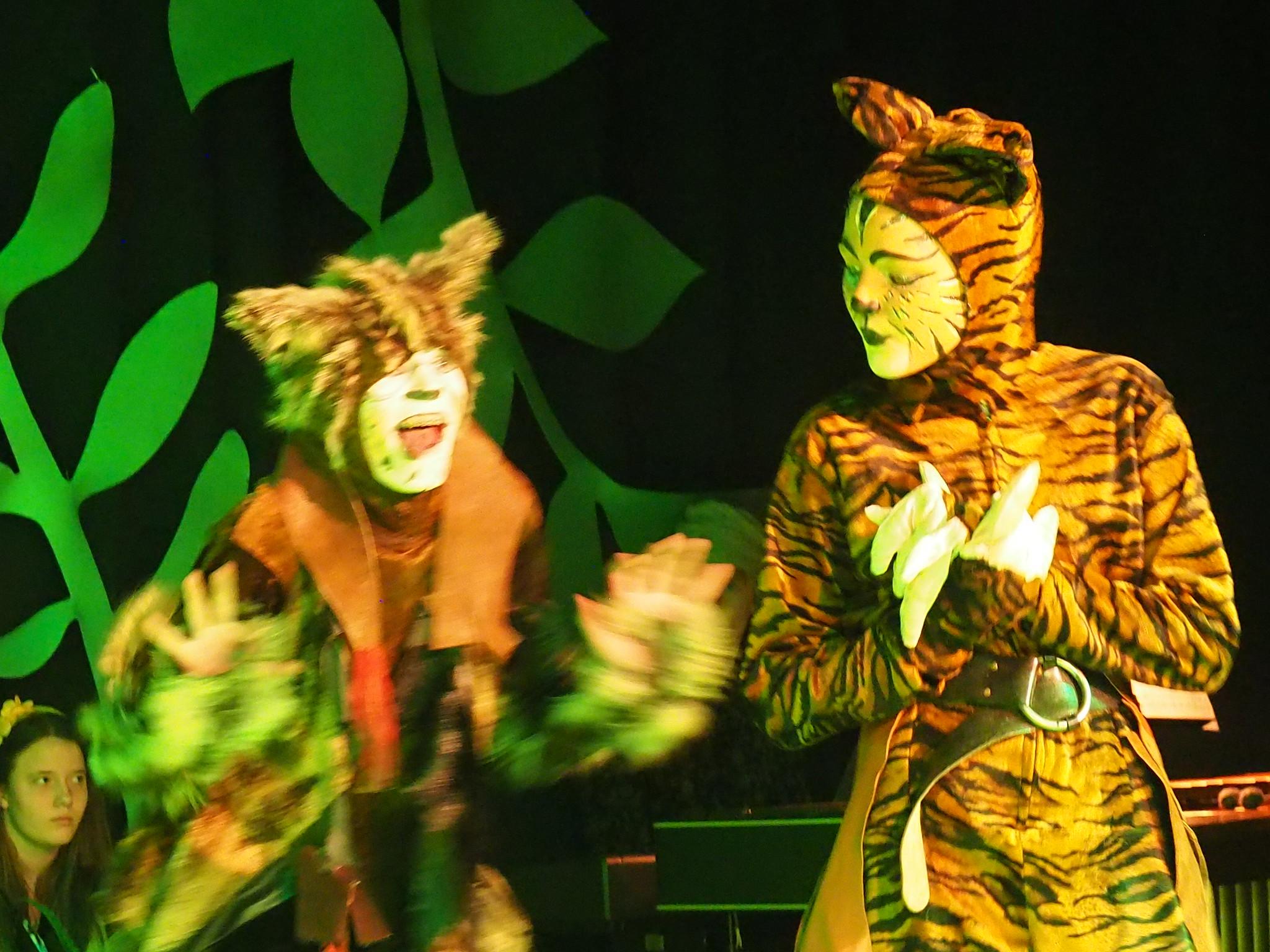 Mowgli med B&U Teatret