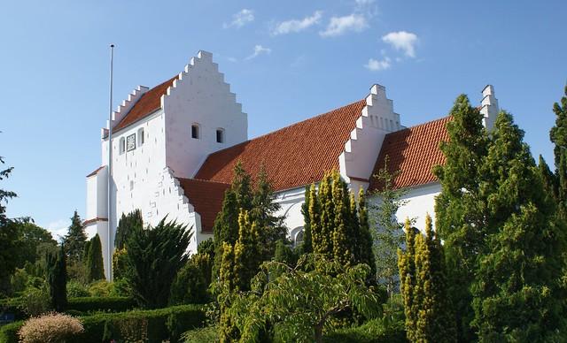 Tranebjerg Kirke - Samsø - Denmark