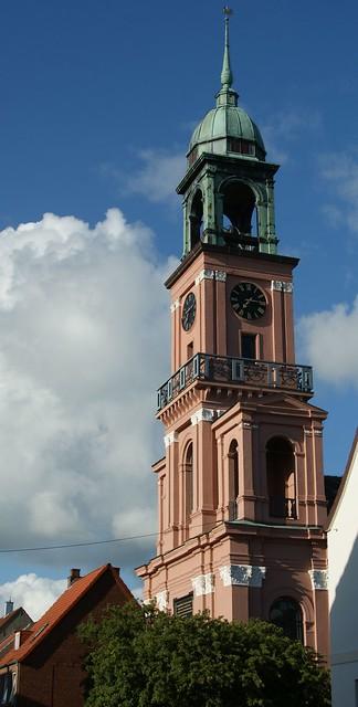 Remonstrantenkirche Friedrichstadt - Southern Schleswig - Germany