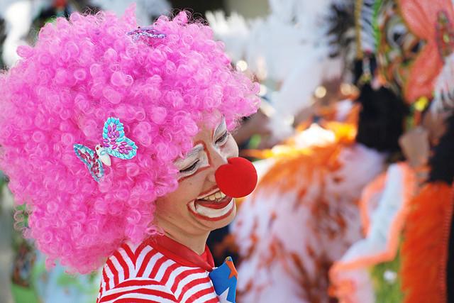 Carnival, Puerto de la Cruz, Tenerife