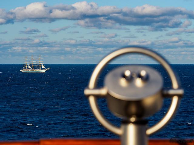 Watching the MIR - North Sea, Denmark