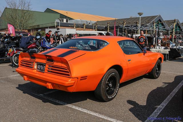 1974 Pontiac Firebird Formula - 40-YA-71