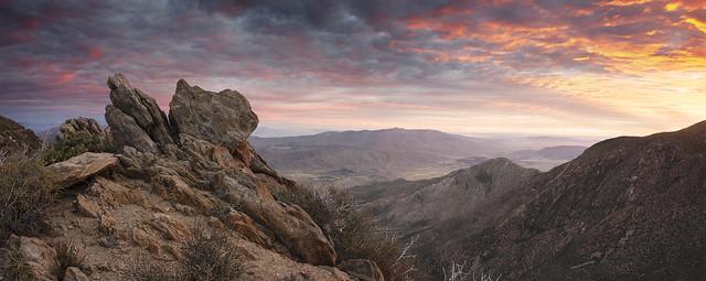 San Diego : Mount Laguna