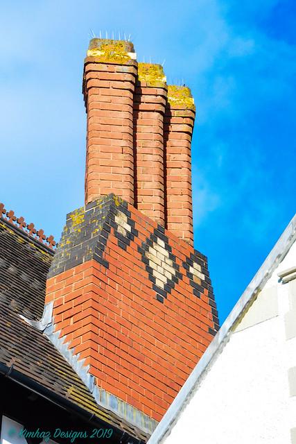 Ludlow - Chimneypots