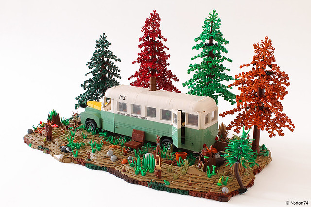 Into the Wild and the Magic Bus