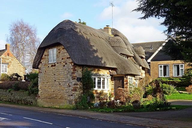 Blisworth-Tudor Cottage