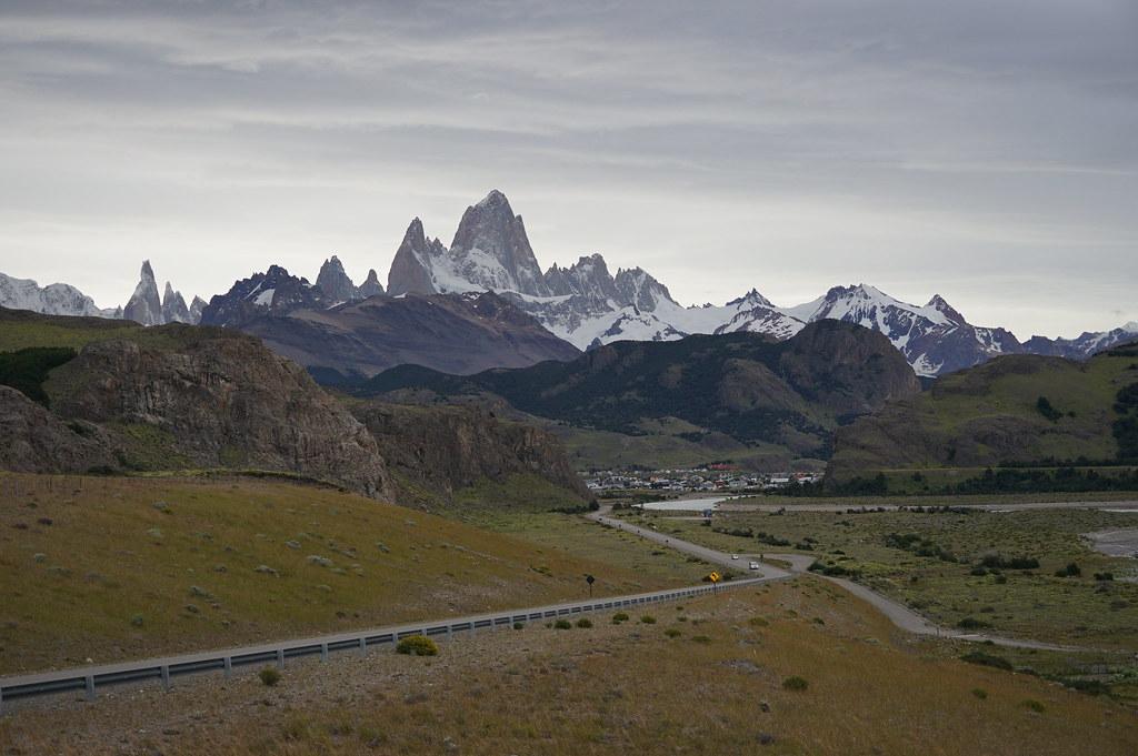 El Chalten, Argentina, January 2020