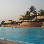 Piscine de l'Ivoire Golf Club à Abidjan