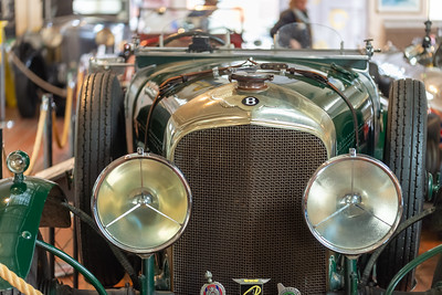 Bentley 4 1/2 Litre Le Mans