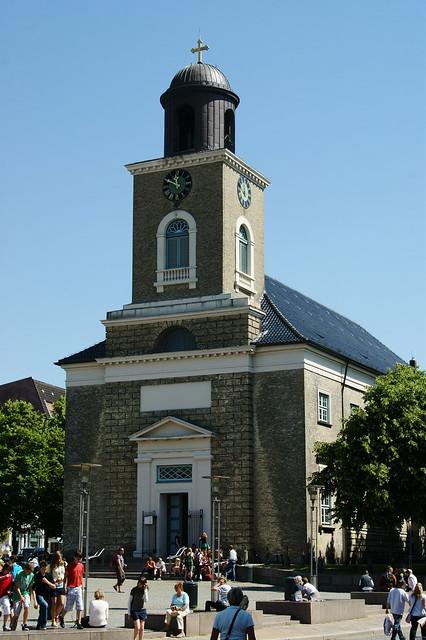 Husumer Marienkirche - 1829-1833