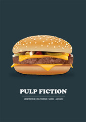 Pulp Fiction - Alternative Movie Poster