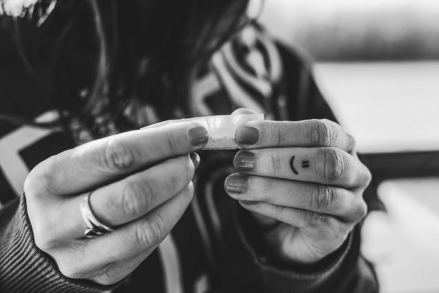 Dodir prstiju