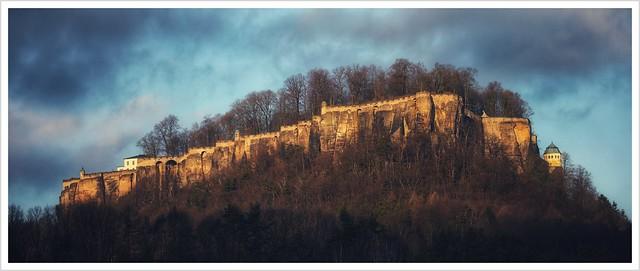 Sachsens unbezwungene Festung