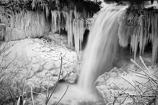 A Cold Day at Minnehaha Falls II | by Ryan Fonkert