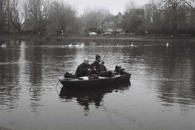 fishing upon thames