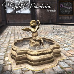 HEXtraordinary - Cupid Fountain, 50L Wanderlust Weekend